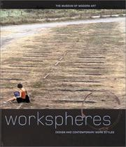 Cover of: Workspheres | edited by Paola Antonelli.