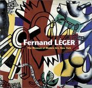 Cover of: Fernand Leger