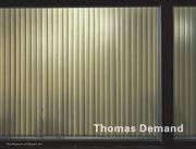 Cover of: Thomas Demand