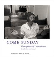 Cover of: Come Sunday | Henry Louis Gates