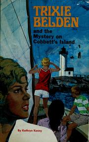 Trixie Belden and the mystery on Cobbett's Island
