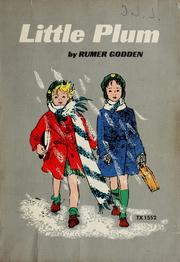 Cover of: Little Plum by Rumer Godden