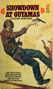Cover of: Showdown at Guyamas | Logan Winters