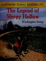 Cover of: The legend of Sleepy Hollow | Jack Kelly