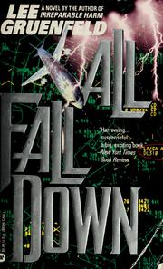 Cover of: All fall down | Lee Gruenfeld