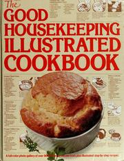 Cover of: The Good housekeeping illustrated cookbook |