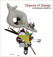 Cover of: Objects of design from the Museum of Modern Art