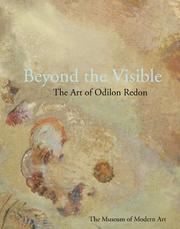 Cover of: Beyond the visible