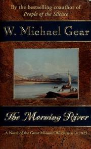Cover of: The morning river | Kathleen O