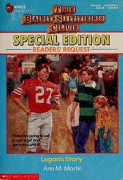 Logan's Story (Baby-Sitters Club Special Edition)