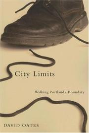 City limits by Oates, David