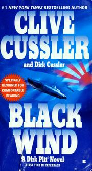 Cover of: Black Wind | Clive Cussler, Dirk Cussler