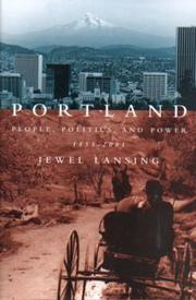 Cover of: Portland | Jewel Beck Lansing