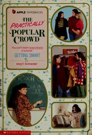 Cover of: Getting Smart (The Practically Popular Crowd) | Meg F. Schneider