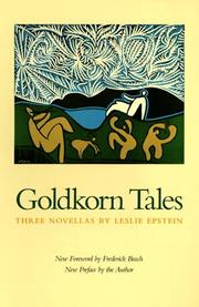 Cover of: Goldkorn tales