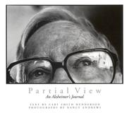 Cover of: Partial view