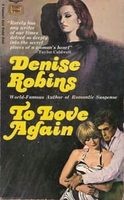 To Love Again by Denise Robins