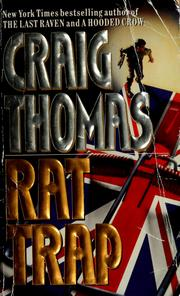 Cover of: Rat trap | Craig Thomas