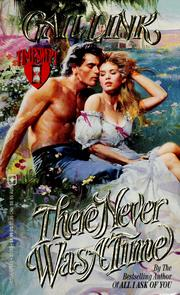 Cover of: There Never Was a Time by Gail Link