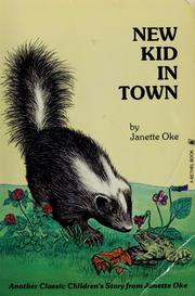Cover of: New Kid in Town (Classic Children's Story) by Janette Oke