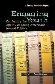 Cover of: Engaging Youth