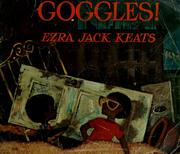 Cover of: Goggles. | Ezra Jack Keats