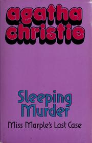 Cover of: Sleeping Murder