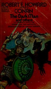 Cover of: The dark man, and others | Robert E. Howard