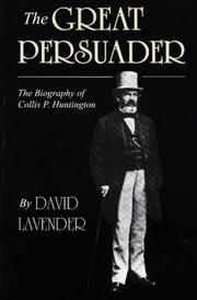 Cover of: The great persuader