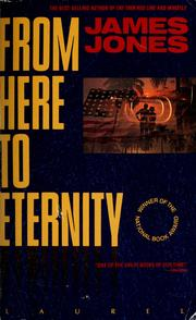 Cover of: From Here to Eternity by James Jones