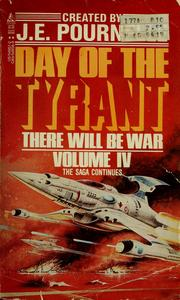 Cover of: Day of the tyrant | Jerry Pournelle
