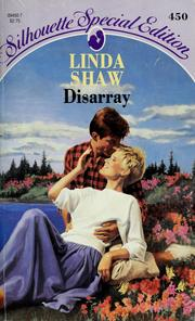 Cover of: Disarray by Linda Shaw