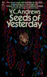 Cover of: Seeds Of Yesterday. by V. Andrews
