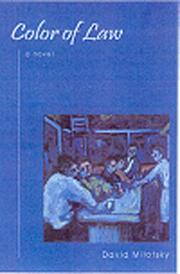 Cover of: Color of law