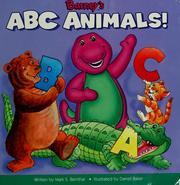 Barneys Abc Animals Open Library