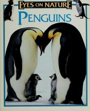 Cover of: Penguins | Jane Parker Resnick