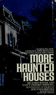 Cover of: More haunted houses by Richard Winer
