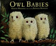 Owl Babies by Martin Waddell, Andrea B. Bermudez