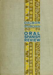 Cover of: Oral Spanish review | John B. Dalbor