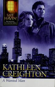Cover of: A wanted man | Kathleen Creighton
