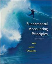 Cover of: MP Fundamental Accounting Principles (1-25) and Circuit City Annual Report