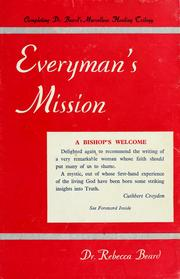 Cover of: Everyman's mission | Rebecca Beard