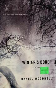 Cover of: Winter's bone | Daniel Woodrell