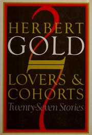 Cover of: Lovers & cohorts | Herbert Gold