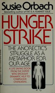 Cover of: Hunger strike | Susie Orbach