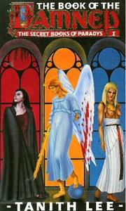Cover of: The Book of the Damned (The Secret Books of Paradys I)