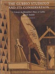 Cover of: Federico da Montefeltro's palace at Gubbio and its studiolo