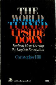 Cover of: The World turned upside down | Christopher Hill