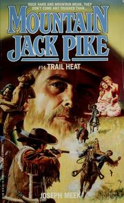 Cover of: Mountain Jack Pike | Joseph Meek