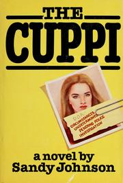 Cover of: The CUPPI | Sandy Johnson